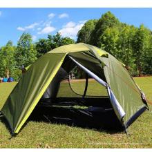 2 personnes couple tente de camping cross-country Oudoor spécial imperméable