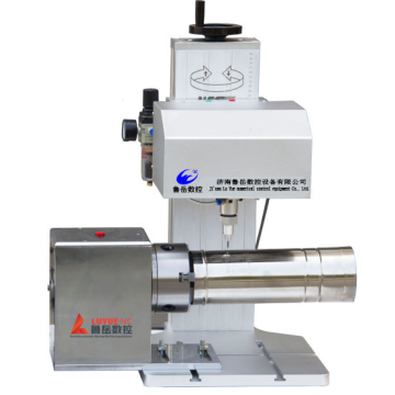 Desktop Needle Marking Machine dengan Rotary Device