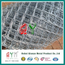 9 Gauge Galvanized Chain Link Fence (ASTM A 392, supply the whole solution including mesh fabric and accessories)