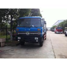 Camión de eliminación de residuos Dongfeng 170hp 10cbm a estrenar