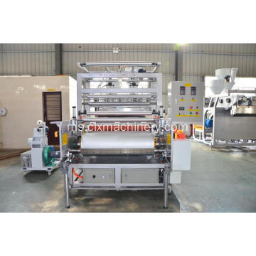 Mesin Filem Stretch Wrapping Coextrusion