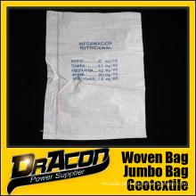 Sacos de alta qualidade PP saco tecido