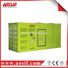 Powered by cummins 1000kva silent type diesel generator set price