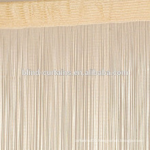 Colorful polyester string curtain