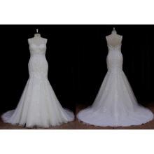Classic Wedding Dress Mermaid Bridal Gown