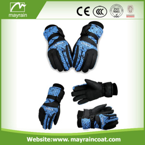 2016 Waterproof Windproof Drouble Snowboarding Ski Glove