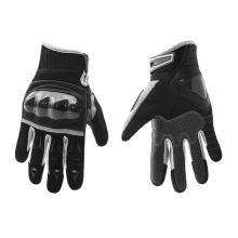 Motocicleta guantes de protección de los nudillos Guantes de motos de la motocicleta de la motocicleta Guantes de la cruz del motor del verano