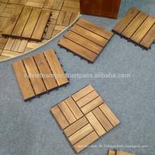 DIY Holz Deck Fliesen Origiert Vietnam 4/5/6/12 Latten
