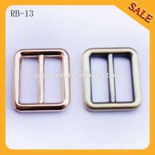 RB13 Bracelet à allure réglable en mode Style Boucle à glissière métal Boucle