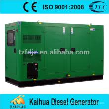 250KVA grupo gerador Diesel silencioso com certificado do CE