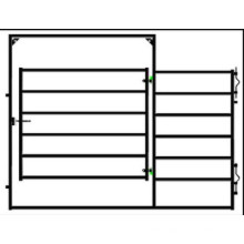 Animal Fence Gate Livestock Hurdles Cattle Fence Corral Panel
