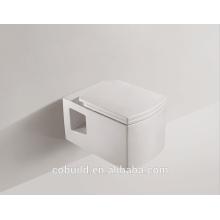 Américain Standard Mur Accroché Toilette Mur Drain De Toilette Produit Céramique Mur Suspendu Toilette