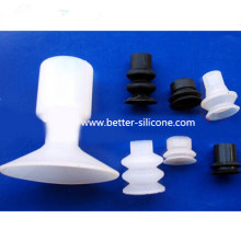 Custom Rubber Silicone Rubber Sucker with High Quality