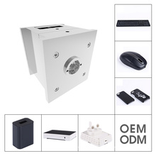Molde eletrônico da caixa de plástico para injeção de preço de fábrica