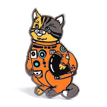 Högkvalitativ Metal Cute Cat Enamel Pin