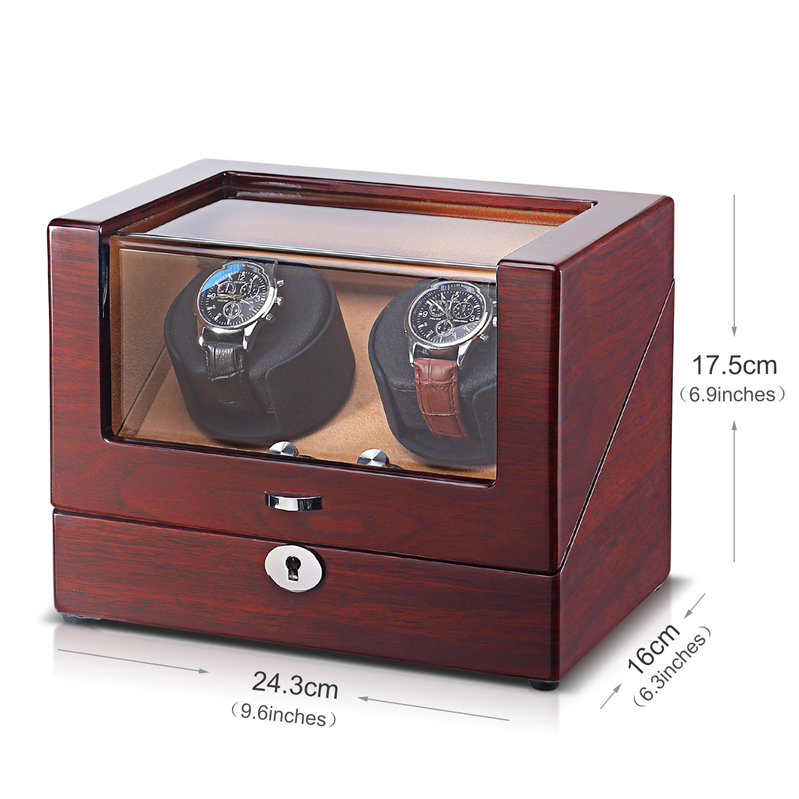 Ww 8097 139leather Box For Watches