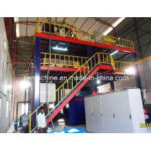 Machine automatique de soufflage de tissus non tissés automatiques (série DL)