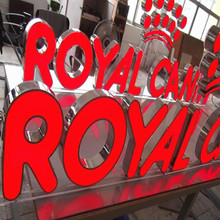 LED Front Lit Channel Letters Signs