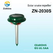 Zolition solar ultrasonic snake repeller with led light ZN-2030S