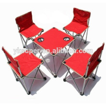 Outdoor Camping Cheap Folding Table And Chairs