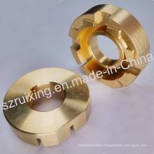 Brass Fixtures & Jigs of Industrial Components