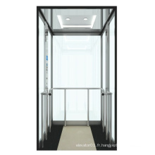 Fast Full View Sightseeing lift Usage home elevator