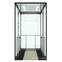 Full Glass Home Elevator of 250~400kg Load