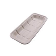 Wholesale biodegradable bagasse fruit tray
