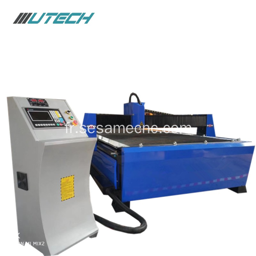 UTECH Table Type Cnc Plasma Cutting Machine 1325
