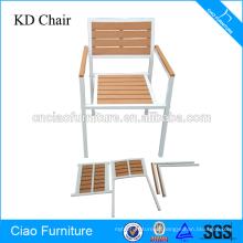 KD Ps-madeira moderna cadeira de jantar de barganha