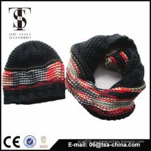 2015 nuevo diseño Sombrero al por mayor y conjuntos de bufanda