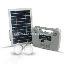 Garantie 3 ans Système d'alimentation solaire portable Smart Home 6W