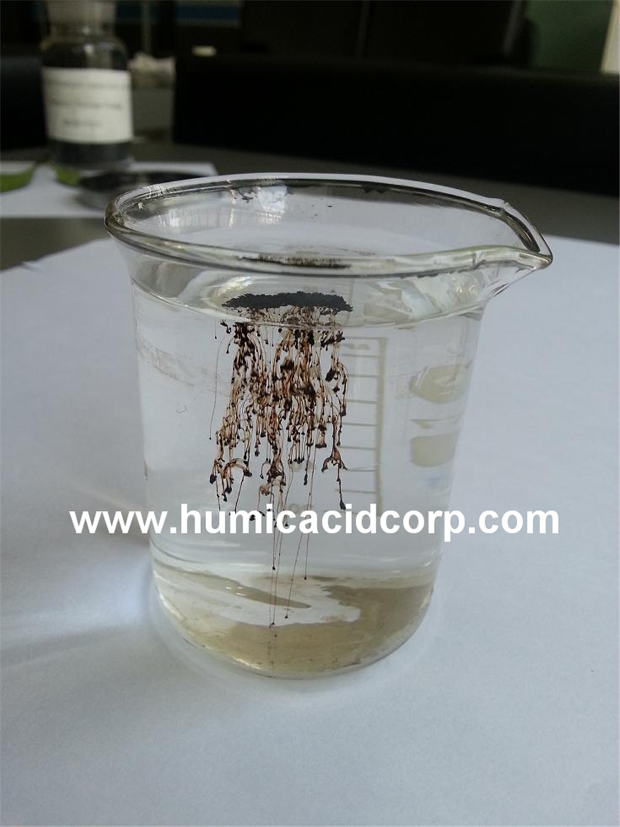Soluble Humic Acid For Soil