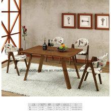 Hochwertiger fester Tisch und Stuhl für Restaurant