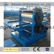 Máquina perfiladora de láminas de acero de metal coloreadas