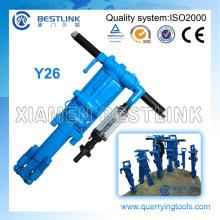 Handheld-Rock Drill Y20/Y24/Y26 und Presslufthammer Y20/Y24/Y26