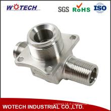 La fabrication d'OEM polissant le moulage de précision de pièces d'acier inoxydable