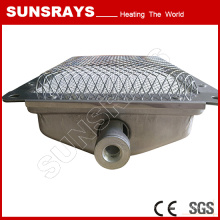 Infrared Ceramic Gas Burner for Barbecue Grill