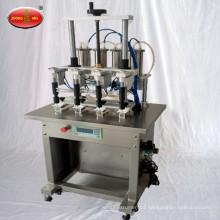Low price automatic liquid bottle filling machine
