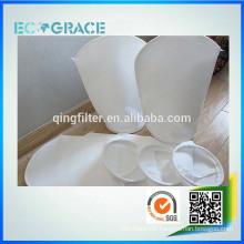 polyester media liquid filter bag