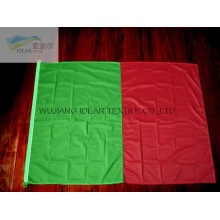 100% polyester outdoor knitted printed flags