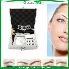 2015-calidad permanente maquillaje máquina kit profesional maquillaje kit profesional