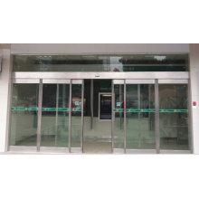Puerta automática corredera del sensor del banco (el CE aprueba)