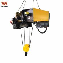 Alzamiento europeo del motor de la cuerda de alambre modelo de 5 toneladas