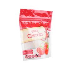Custom Coffee Tea Milk Powder Other Snack Stand up Compostable Bagfood Ziplock Waterproof Kraft Paper Bag Biodegradable Bag