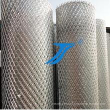 Горячая Окунутая Гальванизированная Расширенная сетка металла с высоким качеством