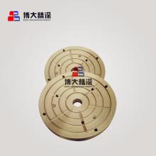 Hp100 metsos crusher accessories scoket liner