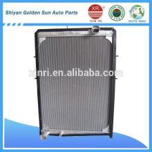 AZ9123530303 Грузовой алюминиевый радиатор для Sinotruk Golden Prince