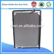 Fournisseurs de radiateurs de camions en aluminium 1525313106101 pour Foton Truck Daimler