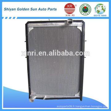 Pièces détachées Cami Beiqi Foton 1125113106001 Radiateur de Shangdong Radiator Factory